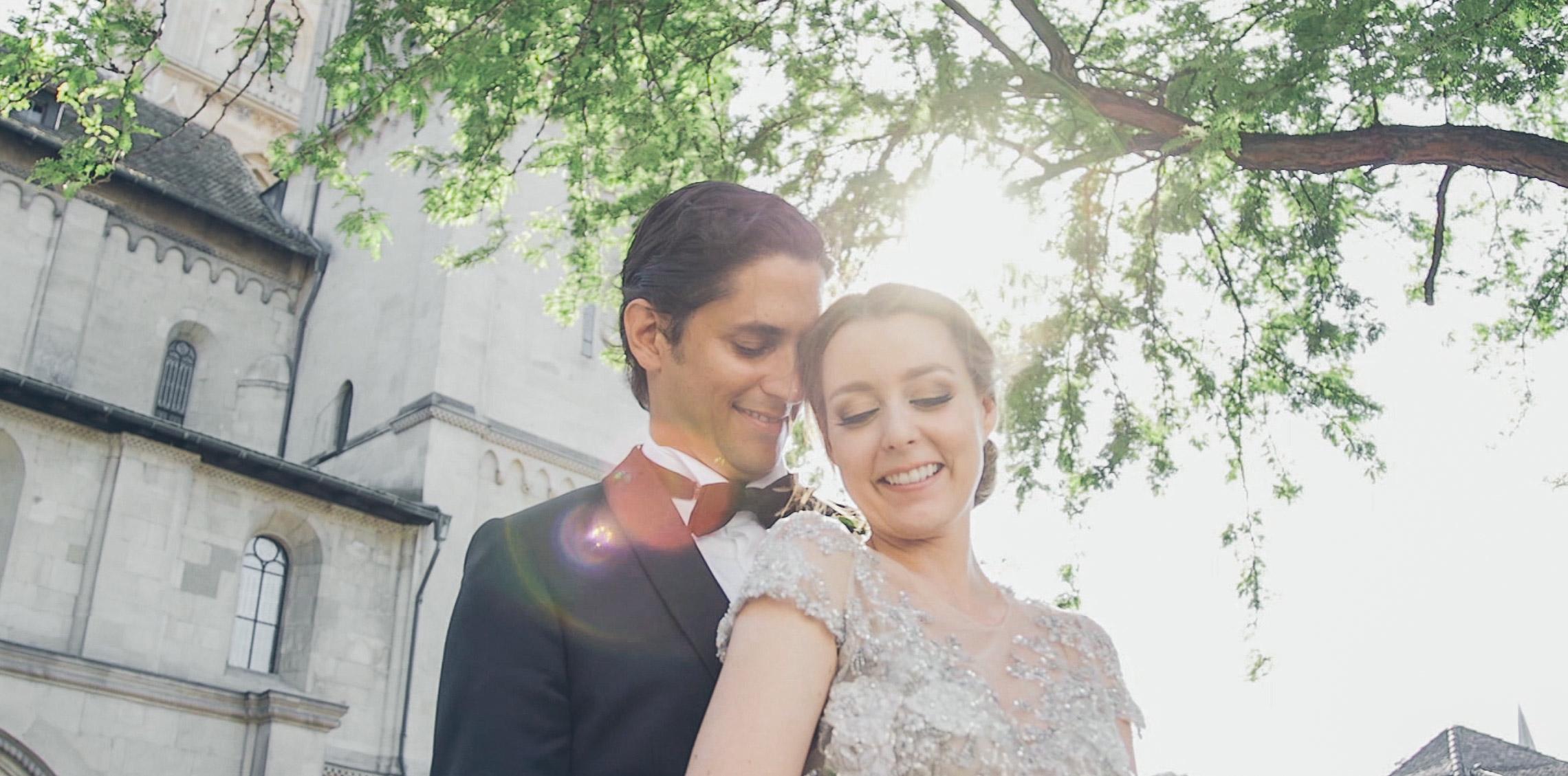 Weddingvideo in Zurich